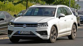 Volkswagen Touareg – mamy pierwsze zdjęcia nowej generacji