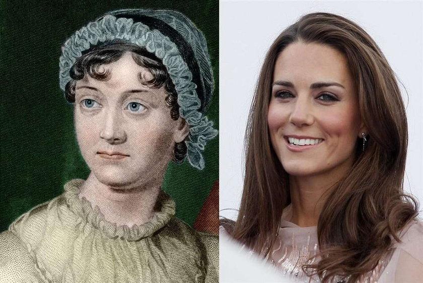 Księżna Kate spokrewniona ze słynną pisarką