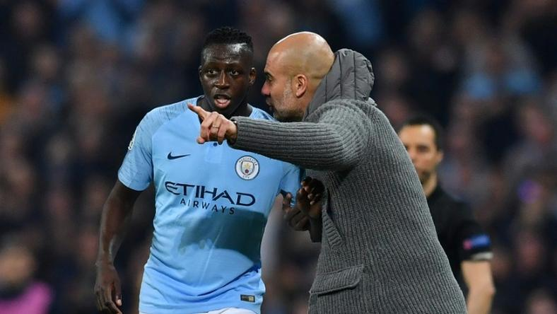 'He has a special quality': says Manchester City manager Pep Guardiola of Benjamin Mendy