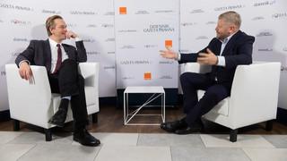Maciej Witucki: Lewiatan postuluje, żeby proces obciążeń podatkowych przesunąć o rok
