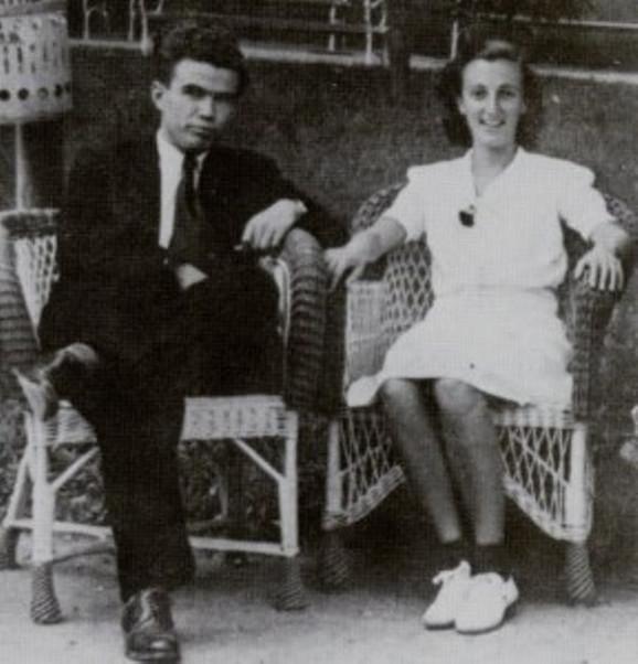 Ivo Lola Ribar i Sloboda Trajković