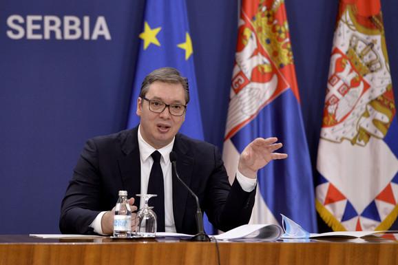 """Vučić za """"Avaz"""": Kada radimo zajedno onda smo nepobedivi"""