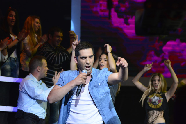 TLZP Neša Bridžis kao frontmen grupe S.A.R.S.