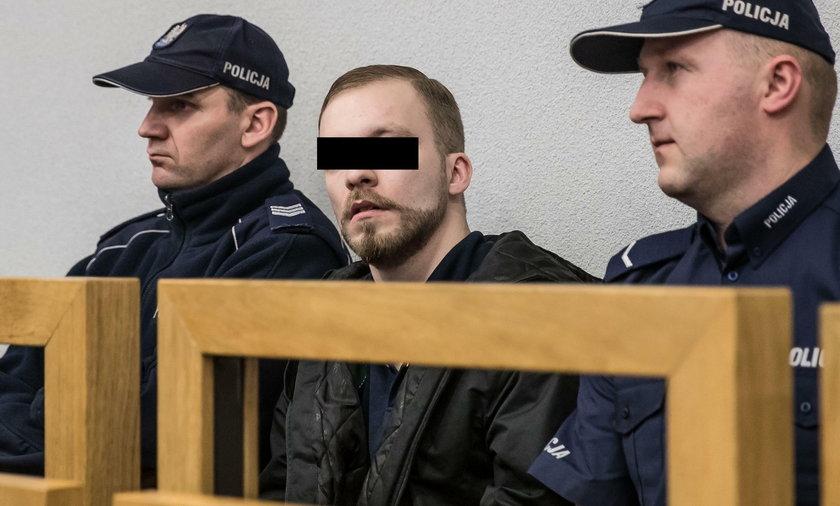 Zabił Andrzeja pod dyskoteką kuchennym nożem. Sąd podwyższył wyrok