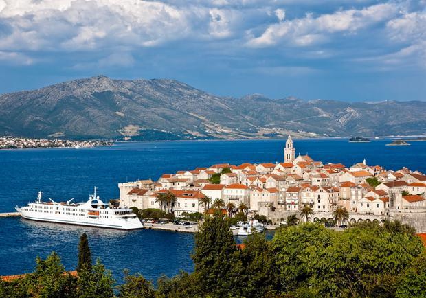 Chorwacja, Korcula