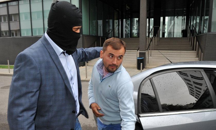 Jak długo Marcin Dubieniecki zostanie w areszcie?