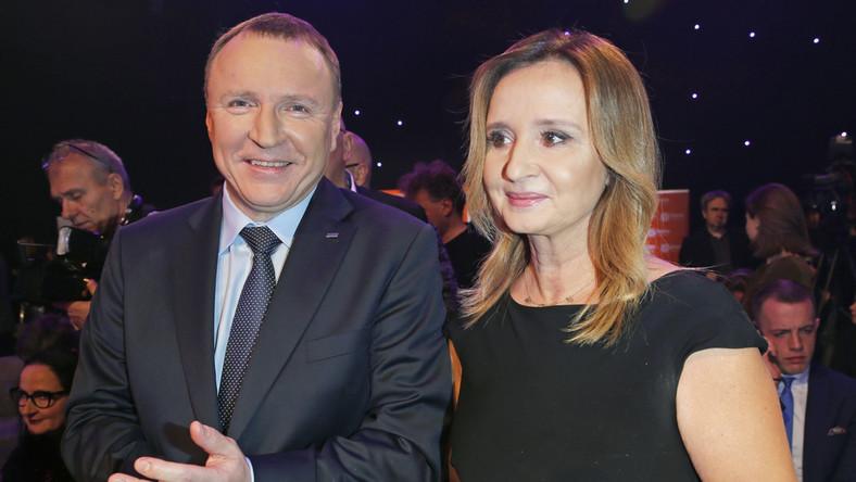 Jacek Kurski Joanna Klimek