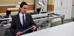 Sukces studenta Politechniki Rzeszowskiej. Jego wynalazek pomoże niewidomym