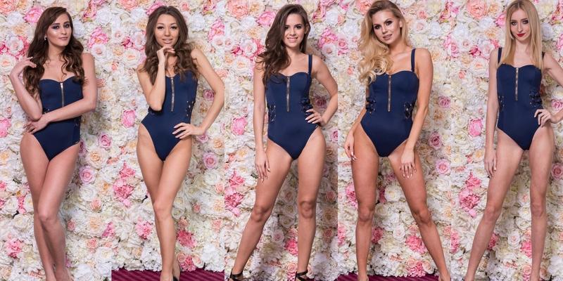 Miss Warszawy 2018 - zobacz finalistki w strojach kąpielowych