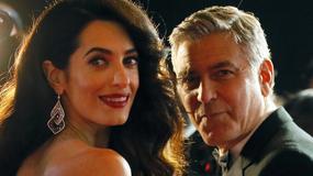 Amal Clooney urodziła bliźnięta. George Clooney został ojcem. Znamy płeć i imiona dzieci pary