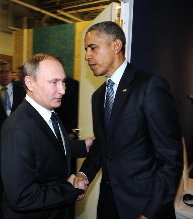 Spotkanie Obama-Putin