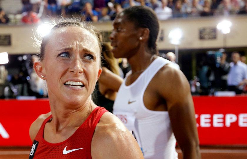 Shelby Houlihan (28 l.) była jedną z największych nadziei Amerykanów na medal w Tokio w biegach średnich.