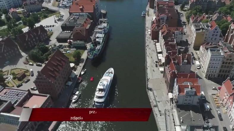 Największy luksusowy jacht, zbudowany w Polsce