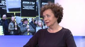 Joanna Szczepkowska: obudziła się w nas siła biologiczna