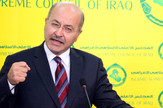 Bahram Salih, EPA -  ALI ABBAS
