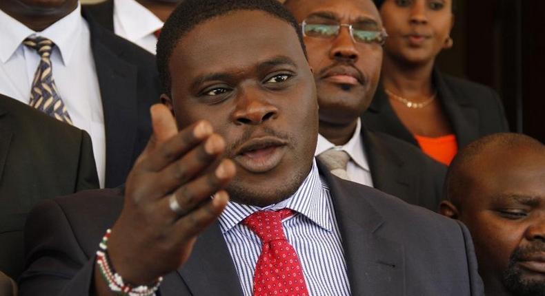 Nairobi Senator Johnson Sakaja