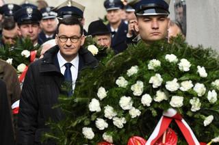 Dzień Pamięci Żołnierzy Wyklętych. Morawiecki: To ojcowie naszej niepodległości