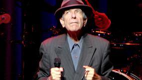 Zobacz wywiad z Leonardem Cohenem!
