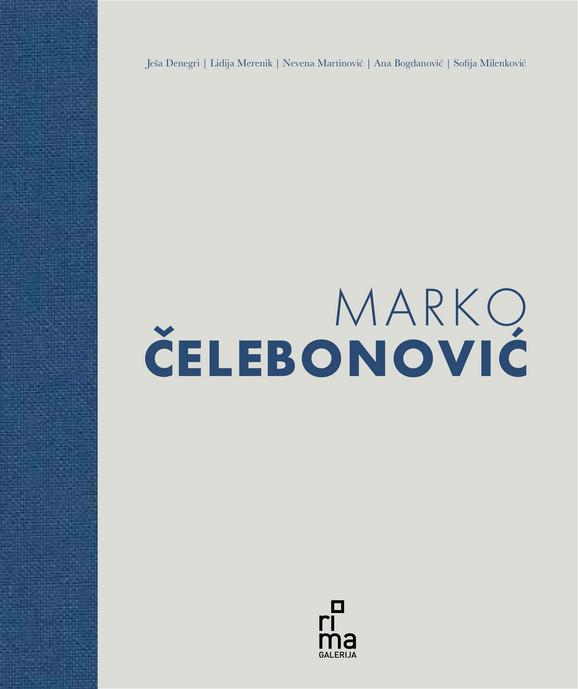 Marko Čelebonović, monografija