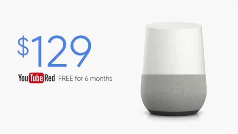 Nowy Google Home z wbudowanym Wi-Fi