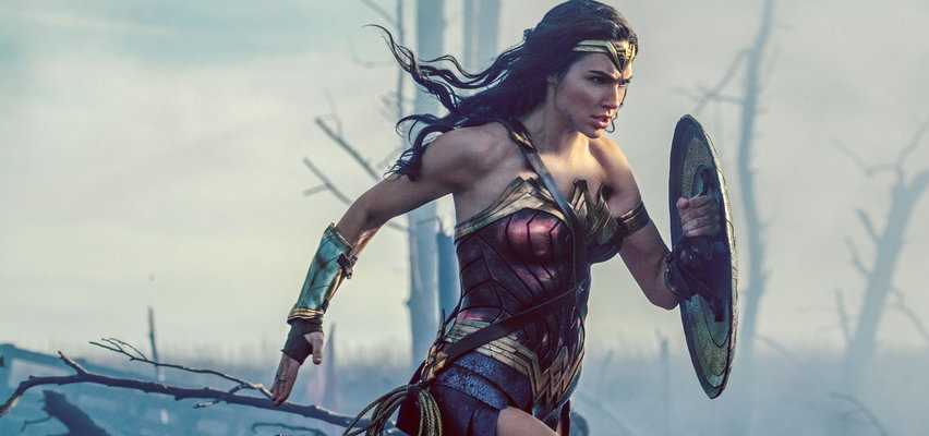 Wonder Woman. Była idylla. Ale przyszli faceci i wszystko popsuli