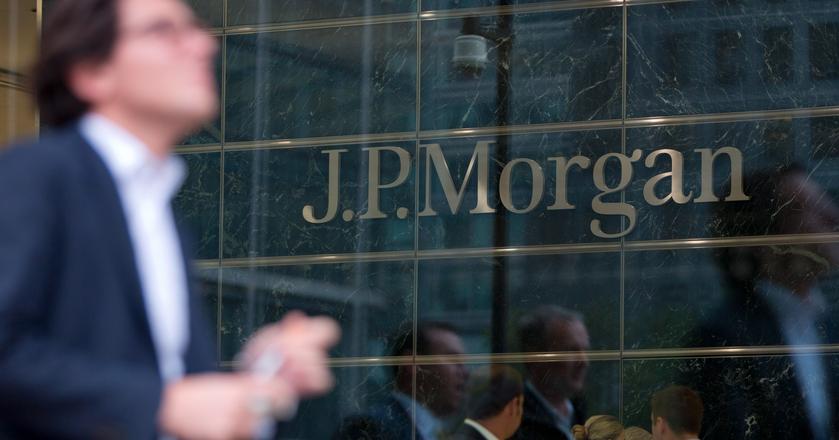 Siedziba JP Morgan w Londynie