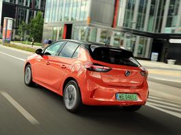 "Opel Corsa-e – ""elektryk"" nie tylko do miasta"