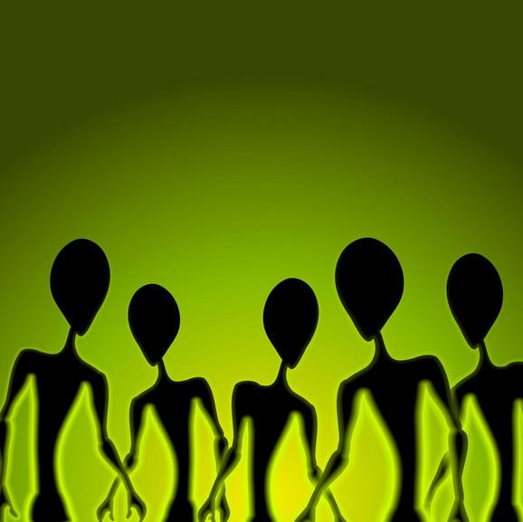 Zahvaljujući popularnoj kulturi, vanzemaljce obično zamišljamo kao