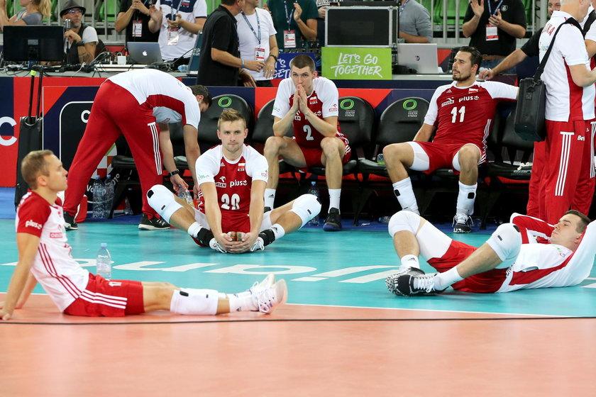 Polacy rozegrali swój najgorszy mecz w tym turnieju, a zarazem pierwsze, w którym rywal postawił taki opór.