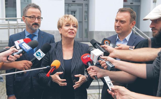 Prezydent Łodzi Hanna Zdanowska poparła w spocie wyborczym Krzysztofa Kwiatkowskiego