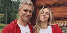 Ola Żebrowska zadrwiła z męża. Ciekawe co sobie pomyślał