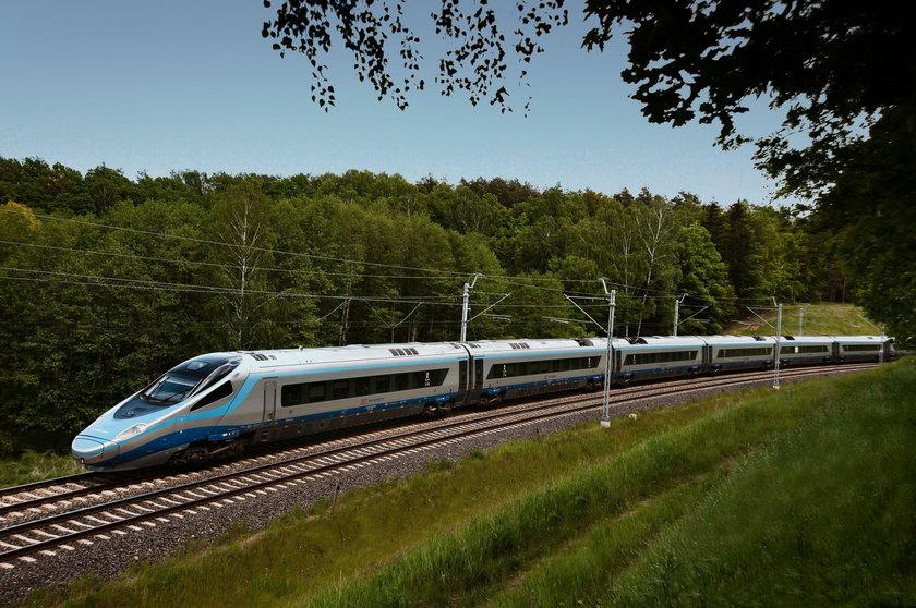 Problemy z Rail Baltica. Nie chcą, by tory przebiegały przez ich domy