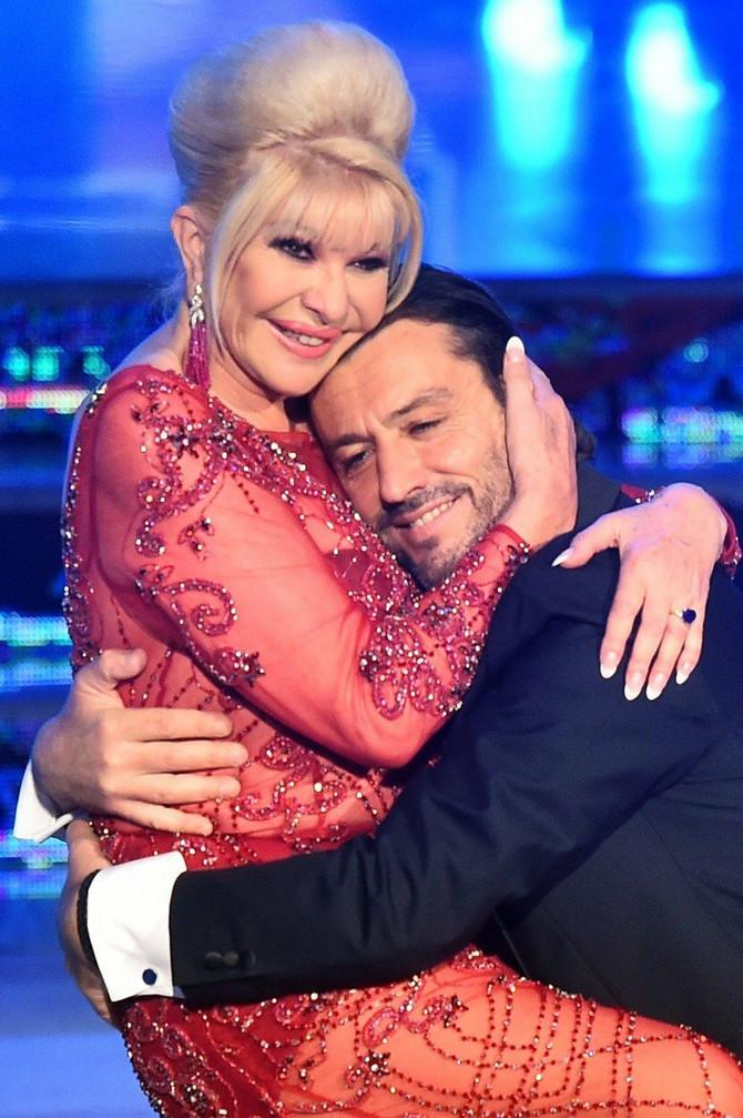 Rosano i Ivana u emisiji