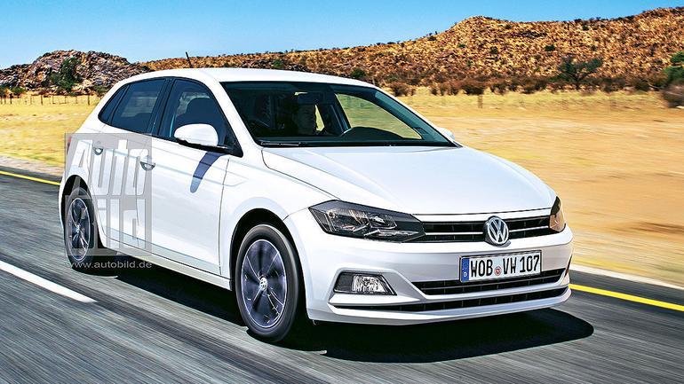 Volkswagen Polo VI