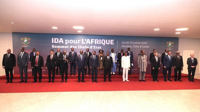 African leaders want World Bank to give them $100 billion to finance economic recovery