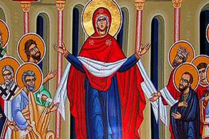 Danas je Pokrov Presvete Bogorodice: Ovi običaji prate praznik, jedan je posebno važan za devojke