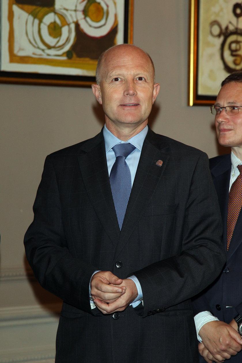 Andrzej Klesyk, PZU