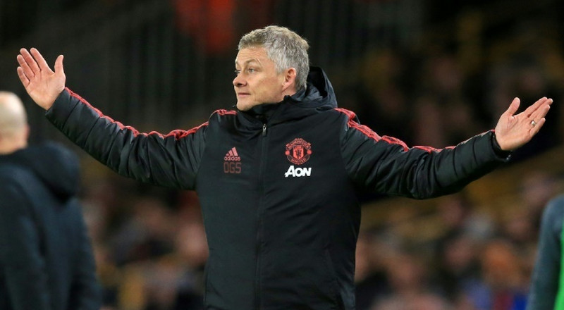 Manchester United confirm Ole Solskjær as manager