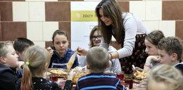 Żółty Talerz, czyli Dominika Kulczyk gotuje dla dzieci