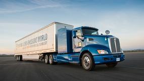 Toyota wprowadza do użytku wodorowe ciężarówki