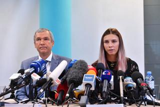 Cimanouska: Ludzie z zespołu kazali mi powiedzieć, że mam kontuzję, a w razie odmowy mogę mieć problemy