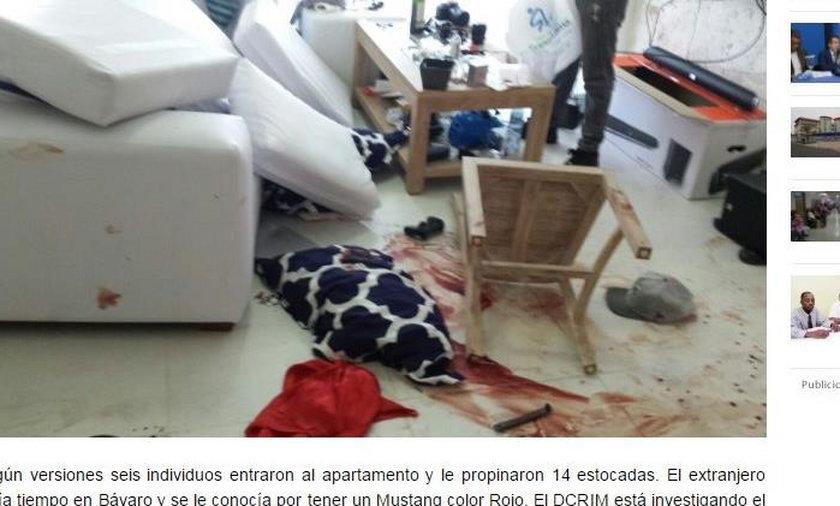 Polak Adam Stanisław Walczyk został brutalnie zamordowany w apartamencie na Dominikanie