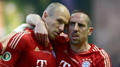 Robben and Ribery: End of an era as iconic duo depart