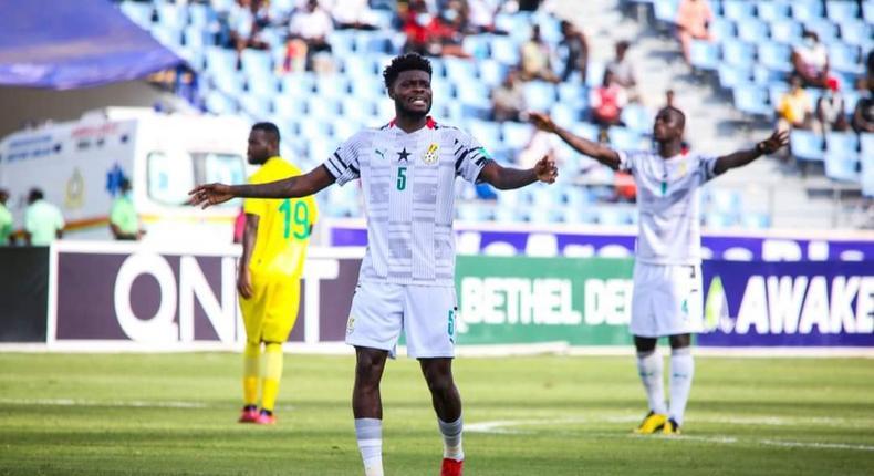 Zimbabwe 0-1 Ghana: Thomas Partey's free-kick secures vital win for Black Stars in Harare