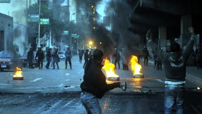 Trwają protesty w Egipcie. Już tysiąc zatrzymanych