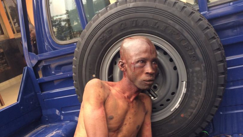 Nigerian arrested for attempting to kidnap 4-year-boy at Maamobi