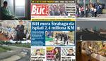 """""""EuroBlic"""" za 12.10. KRATKA RUKA PRAVDE Otadžbina kao utočište za ubice"""