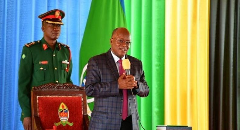 Magufuli orders reopening of colleges and Football league despite reports of widespread Covid19