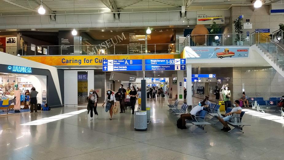 Port lotniczy Ateny im. Elefteriosa Wenizelosa