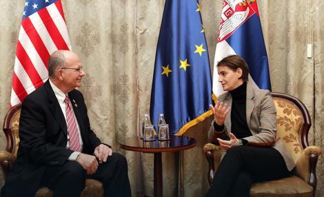 Ted Po i Ana Brnabić